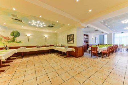 Hotel Restaurant Hessischer Hof Kirchhain - Buffet