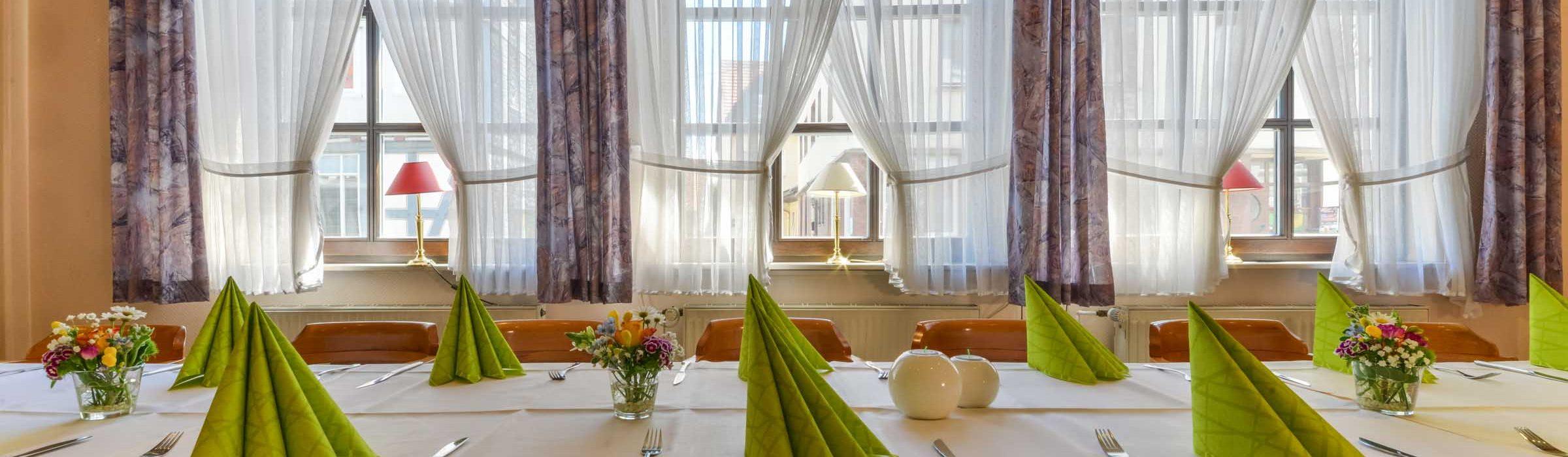 Hotel Restaurant Hessischer Hof Kirchhain - Feier Veranstaltung Feiern & Tagen