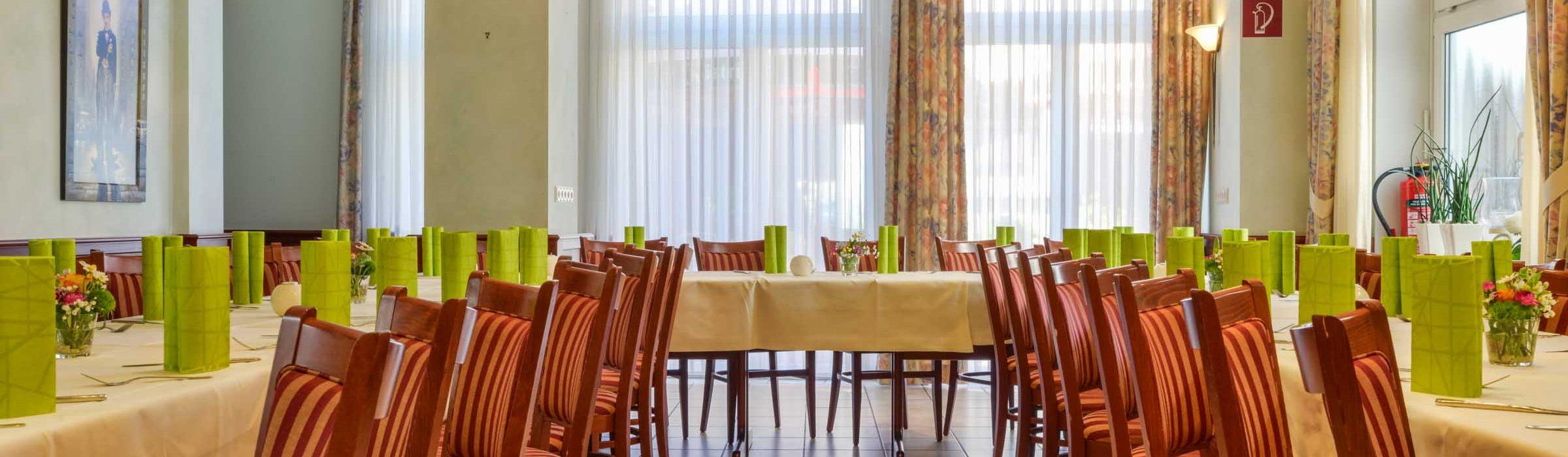 Hotel Restaurant Hessischer Hof Kirchhain - Feierlichkeiten Feiern & Tagen