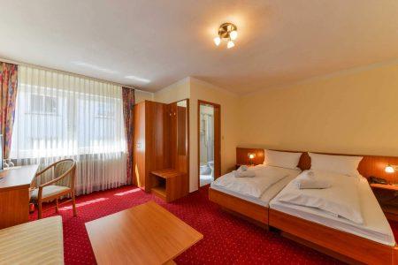 Hotel Restaurant Hessischer Hof Kirchhain - Doppelzimmer
