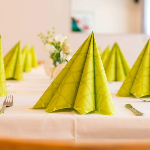 Hotel Restaurant Hessischer Hof Kirchhain - Tischdeko Feiern & Tagen