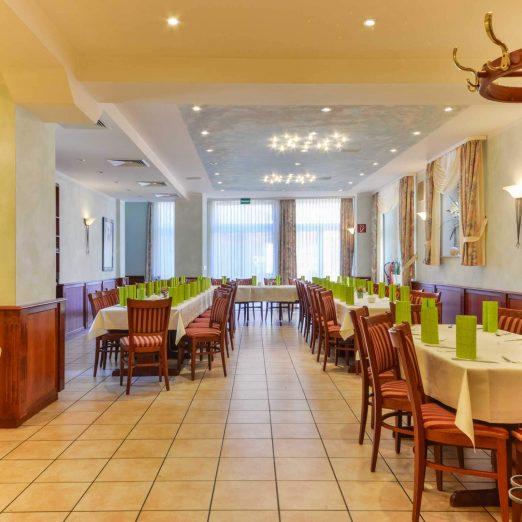 Hotel Restaurant Hessischer Hof Kirchhain - Veranstaltungsraum Feiern & Tagen
