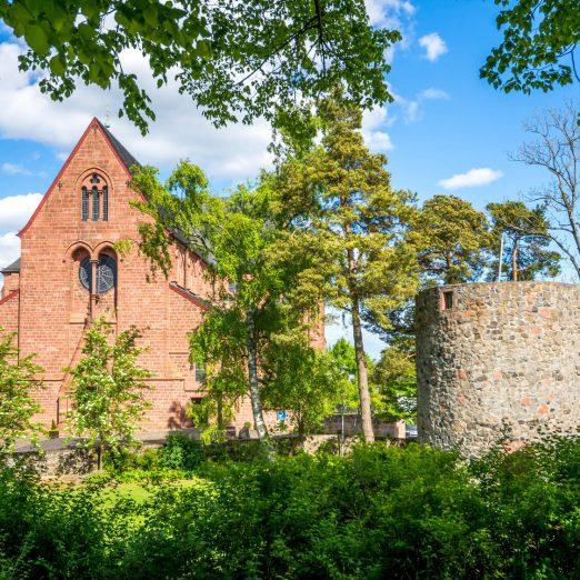 Amöneburg Ruine